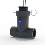 FLOMEC QS200-10 1-inch flow sensor is NSF-61 Certified for potable water