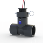 FLOMEC QS200-20 2-inch flow sensor is NSF-61 Certified for potable water