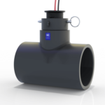 FLOMEC QS200-30 3-inch flow sensor is NSF-61 Certified for potable water